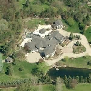 eminem s house in rochester mi maps