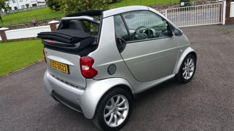 smart car automatic for sale smart car fortwo convertible 700cc automatic for sale in
