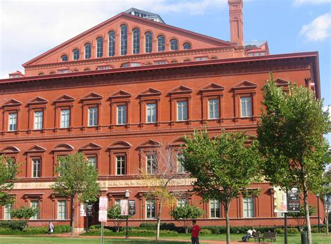 Museum Builders national building museum facts