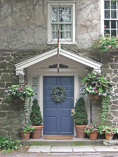 blue front door colors a guide to choosing a front door color