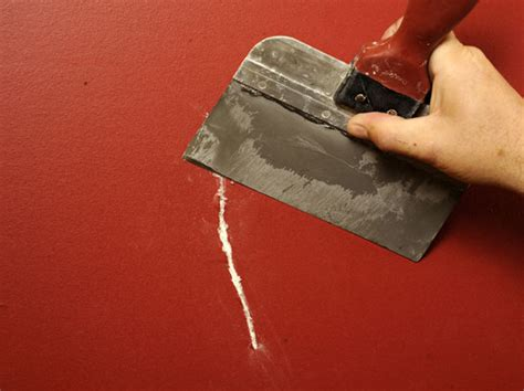 how to fix a large in a hollow door how to fix large cracks in drywall dummies