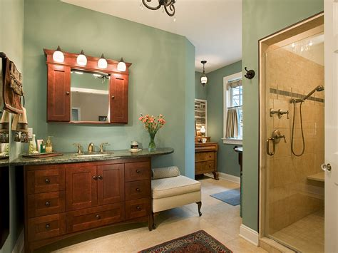 bathroom wall cabinet cherry with traditional baseboards