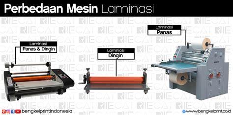 Mesin Laminating Dingin perbedaan mesin laminating panas mesin laminating dingin