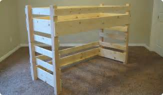 Toddler Mattress Size Bunk Beds Toddler Loft Beds Fits A Crib Size Mattress On Top