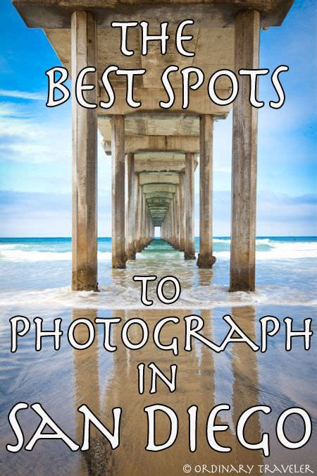 Cool Places To Take Pictures In San Diego