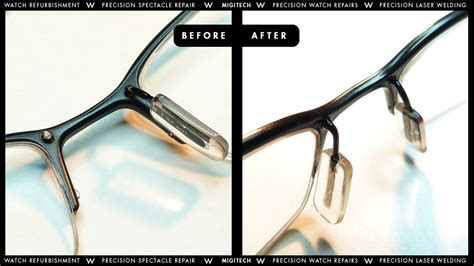 migitech precision spectacle repair services