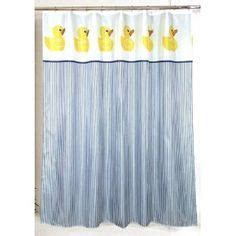 rubber duck fabric shower curtain 1000 images about rubber duck bathroom on pinterest