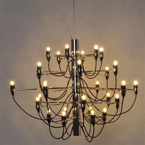 30pcs E12 110v flos mod 2097 gino chandelier 50 from china