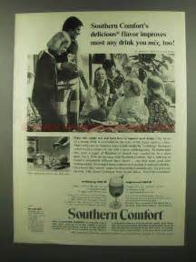 southern comfort ad 1974 southern comfort ad delicious flavor
