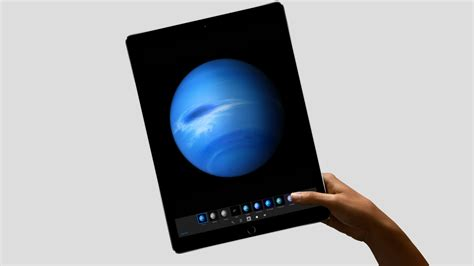 apple ipad pro looks like someone predicted an ipad pro long before apple