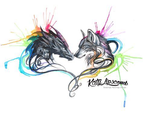 Unicorn Cloud by Dragon And Wolf Splash Ii Day 162 8x10 Print 183 Katy