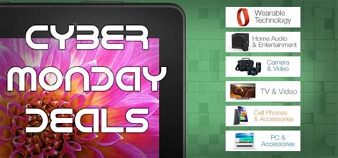 best cyber monday deals for tvs the best cyber monday tech deals on tvs phones laptops