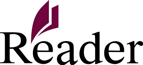 From A Reader by File Sony Reader Logo Svg