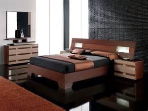 made in spain wood high end bedroom furniture with