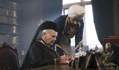 film queen victoria and indian servant victoria and abdul film the servant who scandalised the