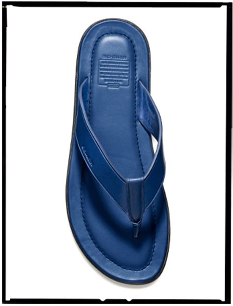 mens coach slippers 94 best images about sandal shoes on