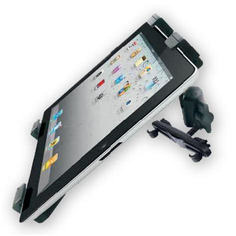 Becom C Per Tablet supporto universale da poggiatesta auto per tablet 7 10 1 quot techly vendita su