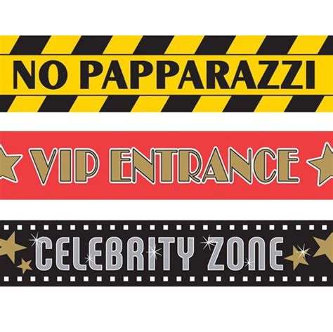 pontins themed events hollywood party tape 27m pontins party pinterest