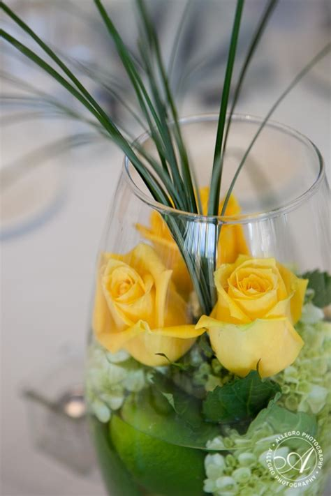 wine glass centerpieces no wasted glassware vases at the