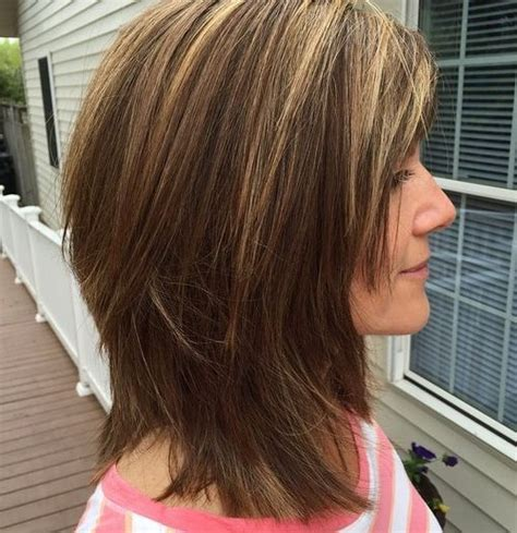 how to cut a shag haircut at home 25 best ideas about medium shag hairstyles on pinterest