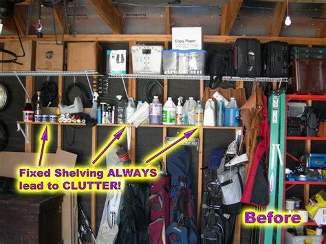 Garage Storage Between Studs Ez Stud Rack Exposed Stud Garage Ez Stud Rack