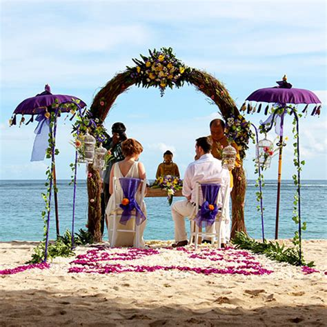 Wedding In Bali by Bali Wedding Chapel Luxury Beachfront Villa Wedding In Bali