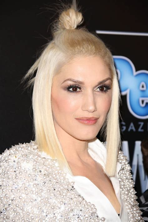 Gwen Stefani Hairstyles by Is This Hairstyle Gwen Stefani Wore To The Magazine