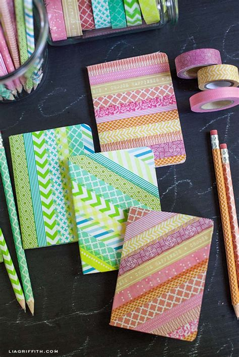 diy washi tape crafts 50 best washi tape crafts diy projects for teens