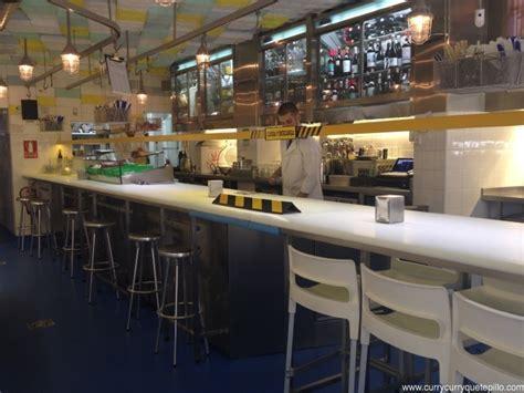 la sala de despiece restaurante sala de despiece madrid currycurryquetepillo