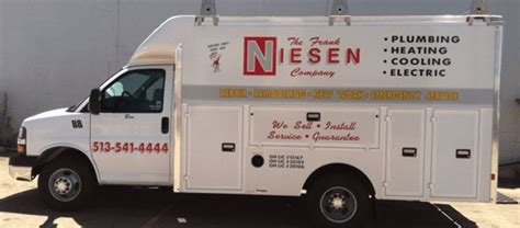Niesen Plumbing by The Frank Niesen Company Hvac Services Cincinnati Oh