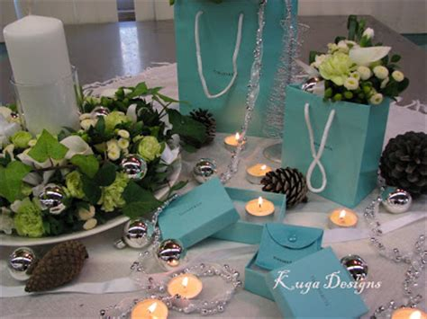 Tifanni Js Brown inspired centerpieces