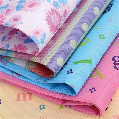 Printed Pp printed pp non woven fabric