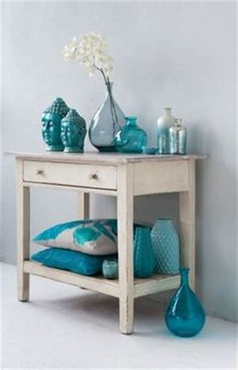 turquoise home decor accents seablue zeeblauw on pinterest turquoise