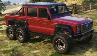 6 Wheel Truck Gta V Dubsta 6x6 Grand Theft Wiki
