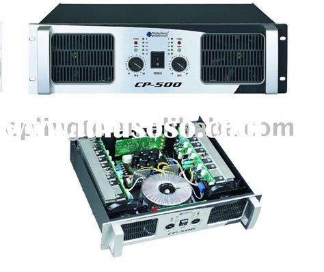 Power Lifier Crown China 1300w x 2 crown ma5002vz power lifier manufacturer for