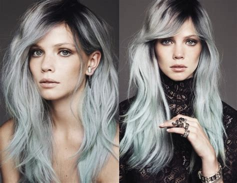 gray hair color trend 2015 latest hairstyle trend women dying their hair gray live