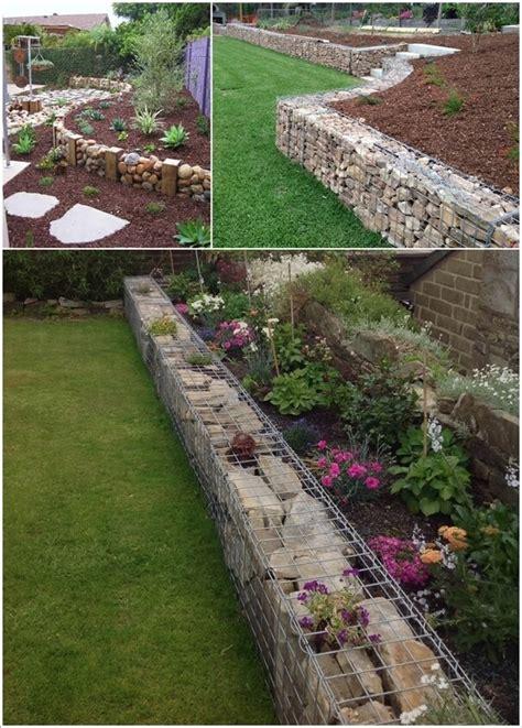 Creative Garden Edging Ideas Creative Garden Edging Ideas