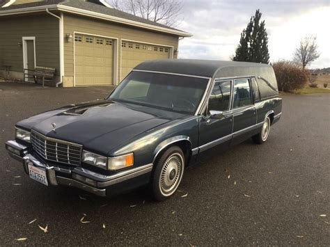 Superior Cadillac by 1992 Cadillac Superior Hearse For Sale