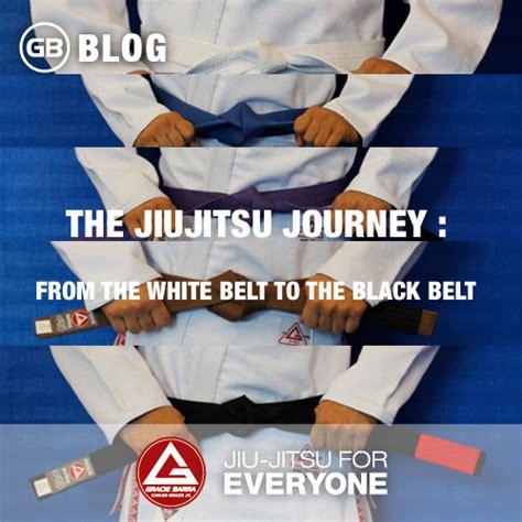 Journey To The Black blue belt gracie barra jiu jitsu martial