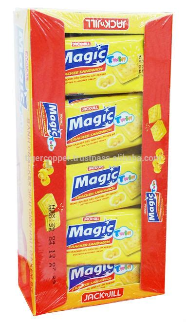 magic cracker sandwich butter flavoured box