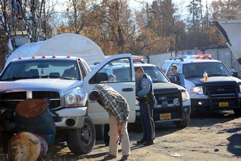 northern enterprises boat yard cops catch man after high speed chase peninsula clarion