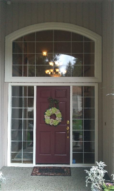 Front Doors Seattle Seattle Wood Fiberglass Doors Washington Energy Services