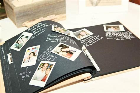 va 25 polaroid book 25 cute polaroid guest books ideas on polariod guest book polaroid wedding guest
