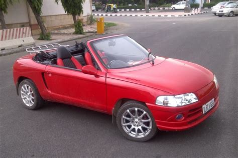 maruti 800 car modified js design modified maruti 800 convertible