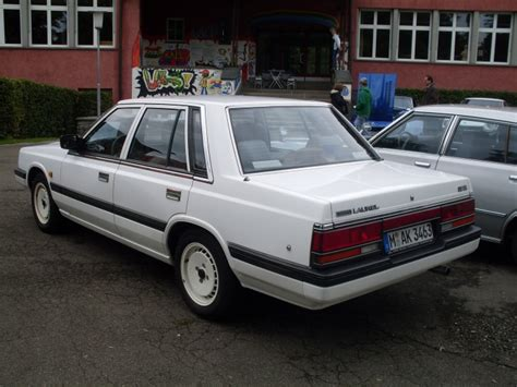 Nissan Datsun Laurel 5th Generation C32 1984 1989