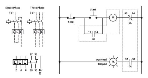 eaton contactor wiring diagram 30 wiring diagram images