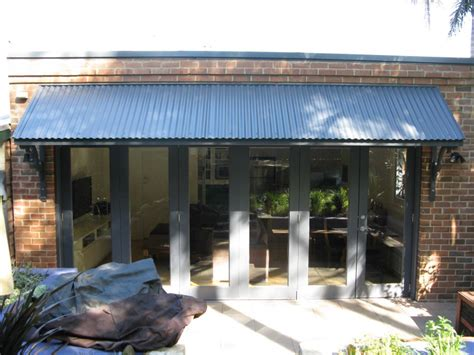 federation timber awnings