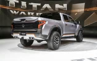 04 Nissan Titan Mpg 2018 Nissan Titan Warrior Release Date Price Redesign