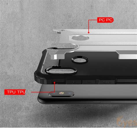 Xiaomi Redmi Note 3note3 Pro Rugged Cover Free Tempered Glass rugged xiaomi redmi note 5 pro oyes ua