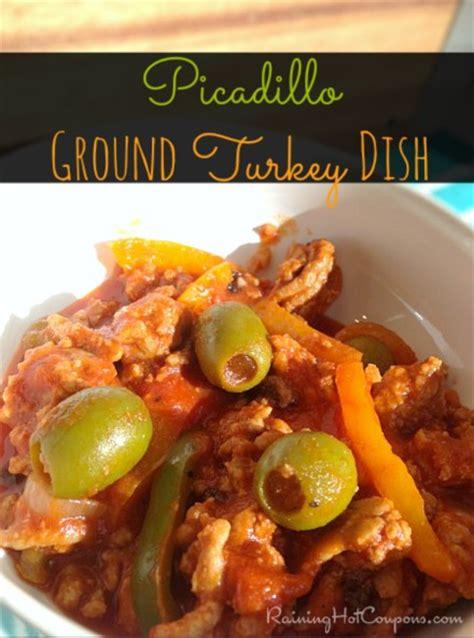 ground beef dish recipes picadillo recipe ground turkey or beef dish recipe